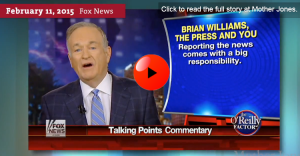 Does Bill O'Reilly Have His Own Brian Williams Problem