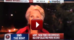 MSNBC cuts Congresswoman